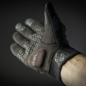 GripGrab Hurricane Windproof Midseason Gloves Black